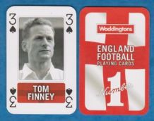 England Tom Finney Preston North End 3S